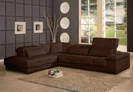 Sectional Sofas Brown Sofa Beds Design Trend Of Unique Chocolate Brown Sectional