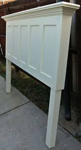Making Headboards Out Of Old Doors by How To Make A King Size Headboard Hollow Core Doors Doors And