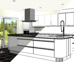 Kitchen Cad Design by Kitchen Design Template U2013 Cad Files Dwg Files Plans And
