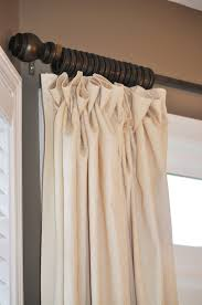 Homemade Curtains Without Sewing The Dizzy House The
