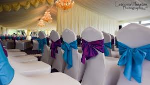 purple chair sashes wedding chair sashes wedding clothes accessories and services