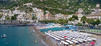 Map Of Amalfi Coast Maiori And Minori Practical Guide To The Amalfi Coast