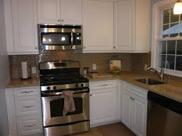 painted kitchen backsplash ideas kitchen brick kitchen backsplash ideas tile decor trends how to