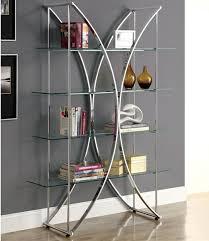 Wall Shelves Ideas Living Room The Glass Shelves Provide A Neutral Yet Wirkunsvolle Wall Design