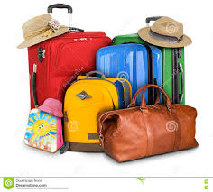 Suitcases Lots Of Travelling Suitcases Stock Image Image 479511