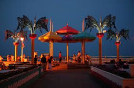 evening boardwalk entertainment virginia beach vacation guide