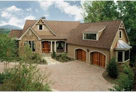 craftsman house plans with walkout basement eplans craftsman house plan craftsman walkout 3570 square