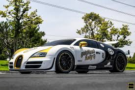 gold and white bugatti goldrush rally 7 bugatti veyron ss