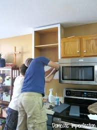 30 inch wide cabinet 30 inch wide under cabinet microwave how to raise your cabinets to