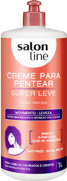 Common Creme para Pentear - Salon Line @BU46