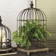 Birdcage Decor For Sale A Cool Idea Maybe I U0027ll Have To Buy My Dad U0027s Old One After All