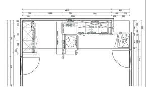 dimensions cuisine dimension plan de travail cuisine ukbix newsindo co