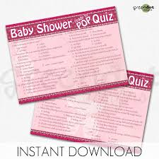 baby shower questions best 25 baby shower questions ideas on baby quiz