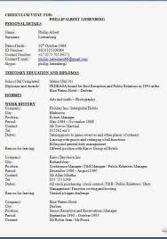 public relations resume template sample resume for public