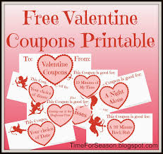 valentine coupons free printable