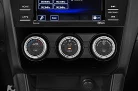 2017 subaru wrx center console interior photo automotive com