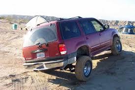 2000 ford explorer lift jefe s 2000 ford explorer xlt ford explorer and ford ranger
