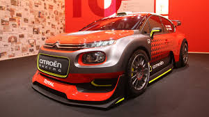 citroen concept 2017 380 hp citroen c3 wrc concept let loose in paris