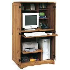 Sauder Monarch Computer Armoire by Armoire With Drawers And Shelves Desk Sauder Corner Computer Build