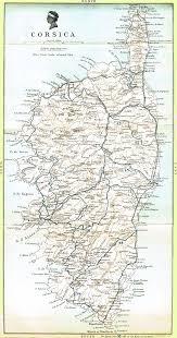 Corsica Map Corsica Road Maps U003c U003d U003d Download Pdf