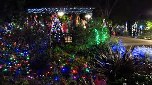 encinitas garden of lights christmas event 2016 at san diego