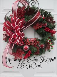 1185 best wreaths swags images on