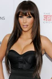 kim kardashian u0027s makeup and hairstyles pictures of kim
