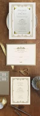 deco wedding program best 25 deco wedding stationery ideas on deco