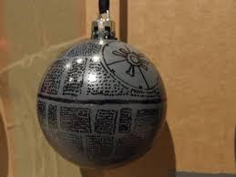 wars ornaments bauble ornaments