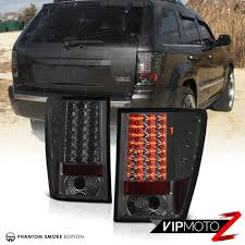 2005 2006 jeep grand cherokee srt8 limited smoke led smd tail lamp