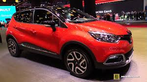 renault captur 2018 interior 2017 renault captur exterior and interior walkaround 2016