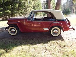 willys jeepster for sale 1949 willys overland jeepster for sale classiccars com cc 1019881