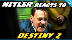 Raid Meme - hitler reacts to destiny 2 raid youtube