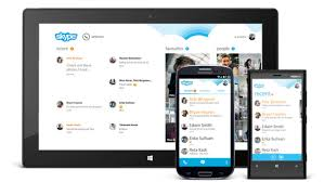 most recent android update skype for android goes metro with new update siliconangle