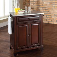 Movable Island For Kitchen Kitchen Furniture Extraordinary Portable Island Crosley Outdoor