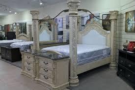 Black King Canopy Bed Bedroom Bedroom Set Las Vegas On Bedroom In Top King Canopy Set