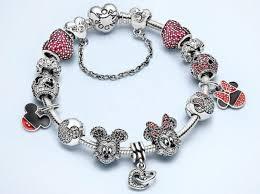 themed charm bracelet disney pandora charm bracelets don t to cost a fortune