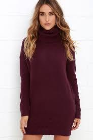 maroon sweater dress plum purple dress sweater dress sleeve dress 65 00