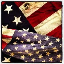 Old Flag Usa Dallas Vintage Flag Dolly Python