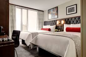 luxury vision talking with interior designer glen coben guest room in the archer hotel glen co architecture