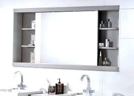 bathroom mirror with lights bathroom cabinets with led lights malkutaproject co