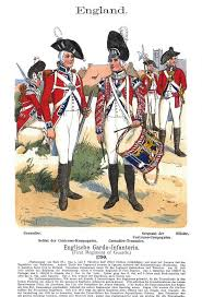 Armchair Revolutionary 51 Best British Uniforms Of The French Revolution Images On