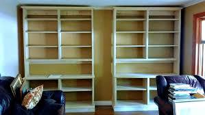 Free Standing Bookshelves Custom Cabinetry U2014 Vanderworp Woodworking
