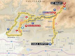 Route 66 California Map by 2017 Event Info L U0027etape California