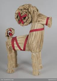 the yulegoat still a beloved decoration in scandinavian homes