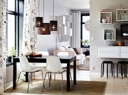 Wohnzimmer Esszimmer Einrichten Wohn Essbereich Ikea Lecker Auf Moderne Deko Ideen Auch Kleines