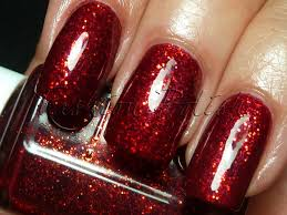 fashion polish essie ruby slippers