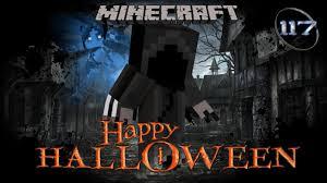 minecraft happy halloween youtube