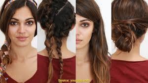 Frisuren Lange Haare Schnell by ös Frisuren Für Lange Haare Schnell Gemacht Deltaclic