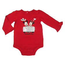 valentines baby disney mickey minnie mouse my s day